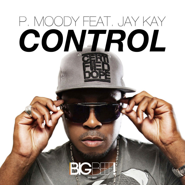 P.Moody - Control (feat. Jay Kay) CdCover